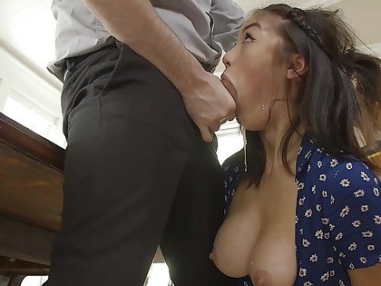 Premium women using the same dick in brutal scenes