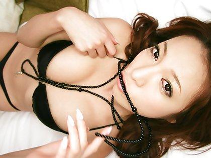 Exotic Japanese slut Kanako Tsuchiyo in Horny JAV uncensored Blowjob clip