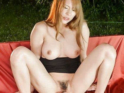 Crazy Japanese chick Nami Itoshino in Amazing JAV uncensored Dildos/Toys movie
