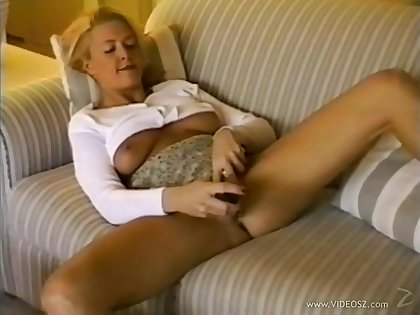Naughty hot ass crude sweetheart in nasty pussy fingering in masturbation