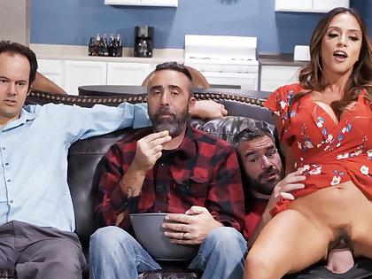 Big Daddy join in matrimony fuck friend near economize