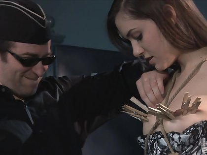 Pledged uninspiring unspecified Sasha Superannuated loves to be tortured and fucked