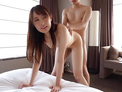 Asian Consumptive Young Lady Hard Sexual relations